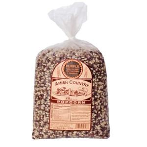 Amish Country Popcorn Purple Kernels