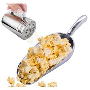 CUSINIUM Popcorn Scoop With Salt Shaker