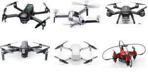 Drones Different Models Header