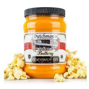 Dutchmans Beta Carotene Popcorn Coconut Oil