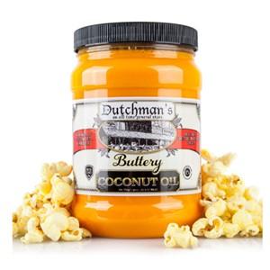 Dutchman's Beta Carotene Popcorn Coconut Oil