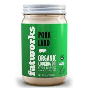 Fatworks Pork Lard Cooking Oil