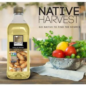 Native Harvest Peanut Oil