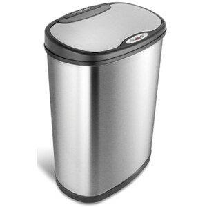 Ninestars DZT-50 13 Gallon Trash Can