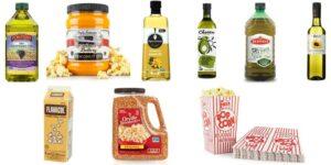 Popcorn Oil Supplies Header