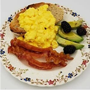 Scrambled Eggs Wow Bacon Cooker