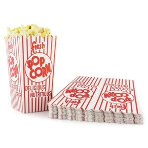 Snappy 100 Count Popcorn Boxes