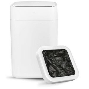 TOWNEW T1 Self-Sealing Self-Changing 4 Gallon Trash Can
