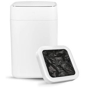TOWNEW T1 Self Sealing Self Changing 4 Gallon Trash Can