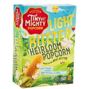 Tiny But Mighty Microwave Popcorn