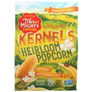 Tiny But Mighty Popcorn Kernels