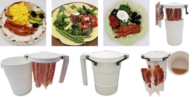 Wow Bacon Mocrowave Cooker Pictures Header