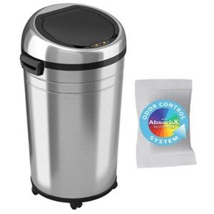 iTouchless 23 Gallon Commercial Trash Can