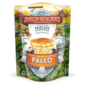 Birch Benders Gluten free Paleo Waffle Mix