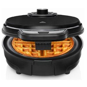 Chefman Anti-Overflow Belgian Waffle Maker