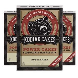 Kodiak Cakes Waffle Mix 3 Pack