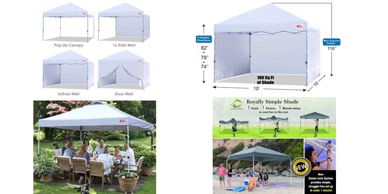 Types of Canopies Header