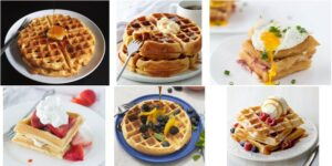 Waffles Header