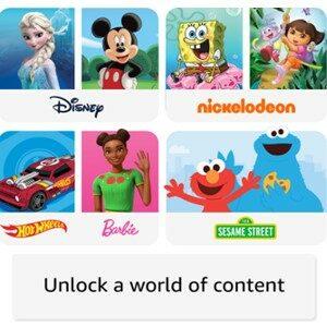 Amazon Glow Unlock A World Of Content