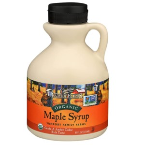 Coombs Family Farms Organic Maple Syrup Amber Color