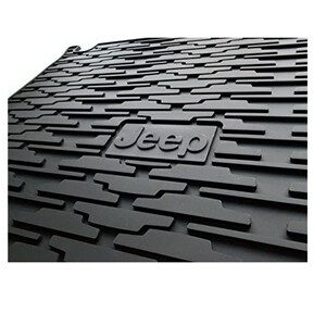 Jeep Cargo Mat Black