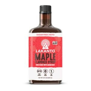Lakanto Sugar Free Maple Syrup