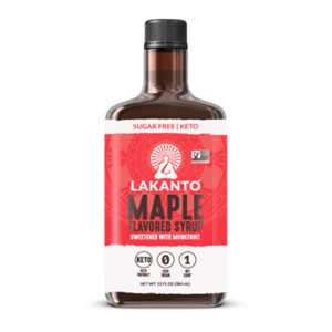 Lakanto Sugar Free Maple Flavored Syrup