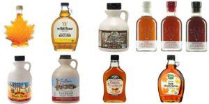 Maple Syrups Header