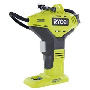 RYOBI Cordless Portable Tire Inflator