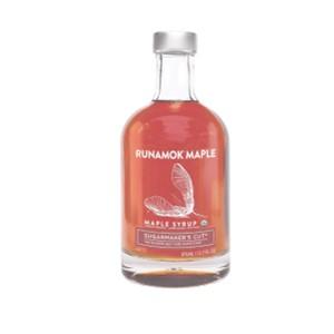 Runamok Organic Maple Syrup Amber Color