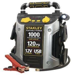 Stanley J50C09 Portable Tire Inflator